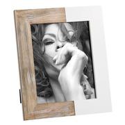 Portafotos 20x25 de Madera de Pino Natural 2,2 x 28 x 33 cm