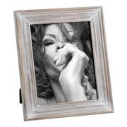 Portafotos 20x25 de Madera de Pino Natural 2,8 x 27,2 x 32,2 cm