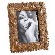 Portafotos 15x20 de Resina Oro Viejo 3 x 25 x 29,5 cm