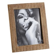 Portafotos 15x20 de Resina Oro Viejo 1,5 x 21 x 25,5 cm
