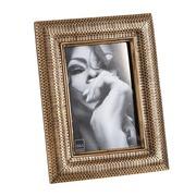 Portafotos de Resina 10x15 Color Oro Viejo 1,5 x 17 x 22 cm