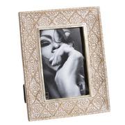 Portafotos 13x18 de Resina Crema 2 x 19,5 x 24,5 cm