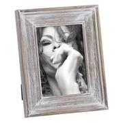 Portafotos 13x18 en Madera de Pino Natural 2,8 x 19,7 x 24,7 cm