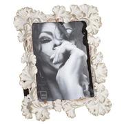 Portafotos 15x20 de Resina Crema 2,5 x 23 x 28,3 cm
