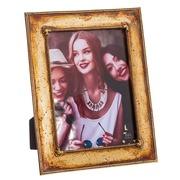 Portafotos de Poliresina 15x20 Oro Viejo 2,5 x 22 x 27 cm