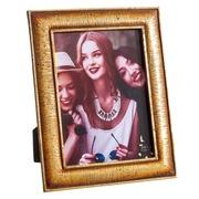 Portafotos 15x20 de Poliresina Oro Viejo 2 x 21 x 26 cm