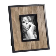 Portafotos 10x15 de Madera de Pino 2,3 x 23,2 x 28,2 cm
