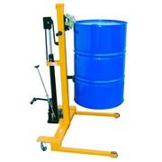 Elevador Manipulador Bidones Metálicos 200 litros Ref.3041