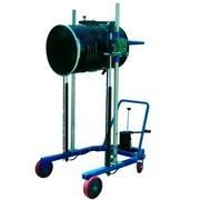 Elevador y Rotador con Ruedas Bidones 220 litros Ref.10286
