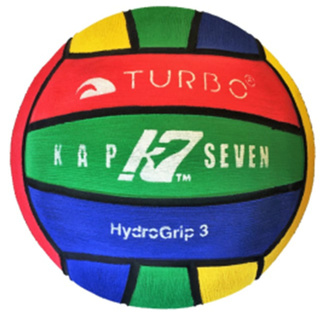 TURBO Balon de Waterpolo School Kids Size 3 KAP 7