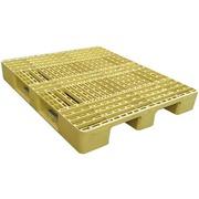 Palet de Plastico Compacto 1000 x 1200 mm Usado Ref.58010U