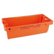 Cubeta Pesca 40 Litros Apilable S/Drenaje Ref.81651010
