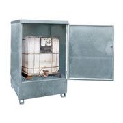 Cubeto Armario Exterior de Acero para 1 GRG 1000 litros
