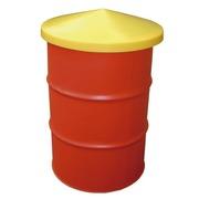 Tapa Rígida de Polietileno para Bidón de 200 litros