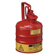 Bidón de Acero Tipo I Sustancias Inflamables 1 Litro