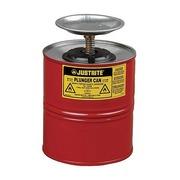 Bidón de Seguridad de Émbolo de Acero 4 litros