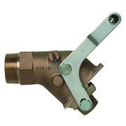 Grifo Válvula de Bronce 51 mm para Líquidos Viscosos