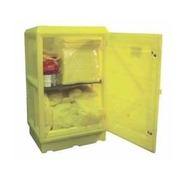 Kit Emergencia Químicos 600 litros en Armario Grande