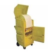 Kit Emergencia Químicos PolyCart Dispensador 286 litros