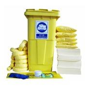 Kit Emergencia Químicos en Contenedor 309 litros