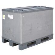 Poly Box usado Plástico 80 x 120 x 95 centímetros Sleevepack