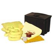 Kit Emergencia Caja Vehículo Grand. Químicos 57 litros