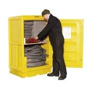 Kit Emergencia en Armario Grande Uso Universal 600 litros