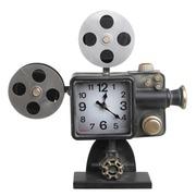 Reloj Cámara Sobre Mesa en Hiero 8 x 38 x 38,50 cm