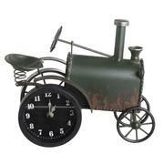Reloj Tractor Sobre Mesa en Hierro 14 x 30 x 25 cm