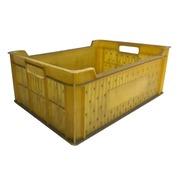 Caja Usada de Plástico con Agujeros 39 x 55 x 22 cm