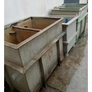 Depósito Usado para Baños y Líquidos