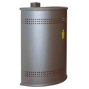 Papelera Exterior Perforada 44 litros Ref.128