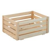 Caja de Madera Lamas de Pino Ref.CBL362517