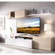 Conjunto Salón de Televisión Elle Compacto