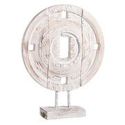 Figura de Madera con Pie 10 x 34 x 50 cm
