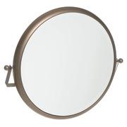 Espejo Industrial de Hierro Oro Viejo 22 x 57 x 52 cm
