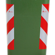 Banda reflectante para contenedor de 1000 litros