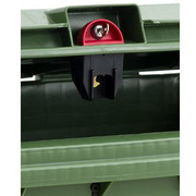 Cerradura Sudhaus para contenedor residuos 1000 L