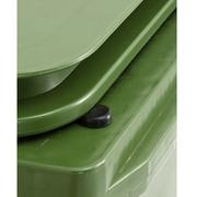 Sistema antirruido para contenedor residuos 1000 litros