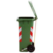 Pedal para contenedor de basura de 2 ruedas