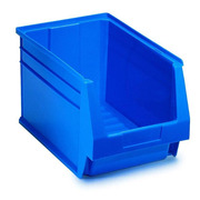 Gaveta Apilable Plastica 21.6x33.6x20 Modelo 55