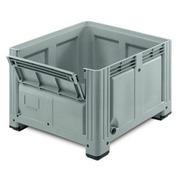 Contenedor Industrialbox Puerta Abatible