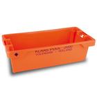 Cubeta Pesca S/Drenaje Apilable 40 Litros Ref.81651010
