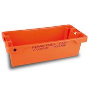 Cubeta Pesca Apilable S/Drenaje 40 Litros Ref.81651010