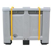 Contenedor para baterias Polietileno
