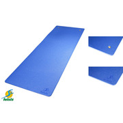 LEISIS Colchoneta para pilates Termoconformada Azul