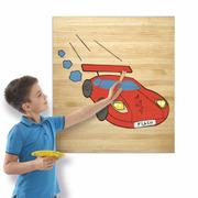 Cuadro Infantil para Pintar Coche 60 x 70 cm