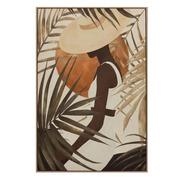 Cuadro Impresión Africana 4 x 80 x 120 cm