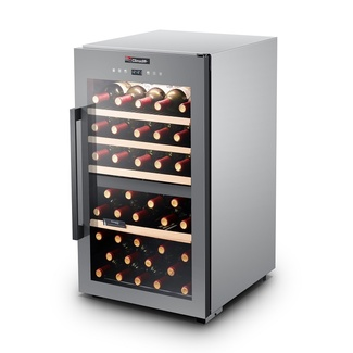 Vinoteca doble Temperatura 56 botellas Climadiff CLS56MT