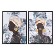 Cuadro Impresión de Africana 3,5 x 45 x 60 cm